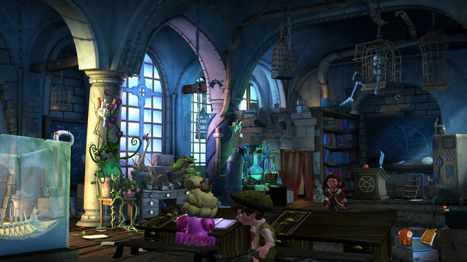 The Book of Unwritten Tales 2 Screenshot 10