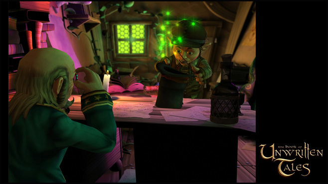 The Book of Unwritten Tales Collection Screenshot 2