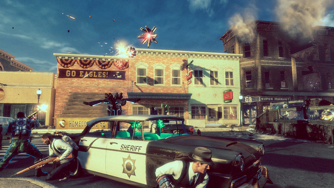 The Bureau: XCOM Declassified Screenshot 1