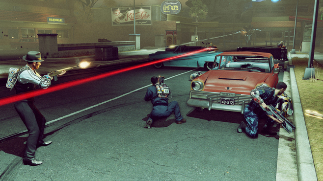 The Bureau: XCOM Declassified Screenshot 7