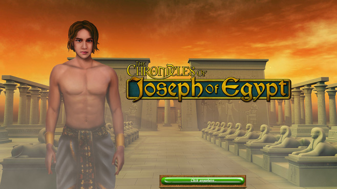 The Chronicles of Joseph of Egypt Screenshot 1