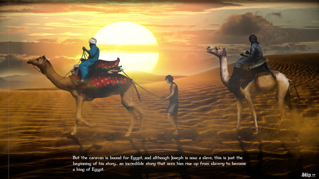 The Chronicles of Joseph of Egypt Screenshot 2