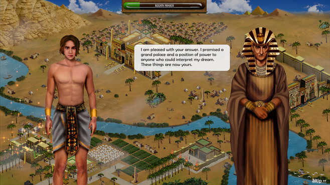 The Chronicles of Joseph of Egypt Screenshot 4
