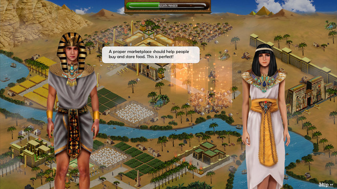 The Chronicles of Joseph of Egypt Screenshot 7