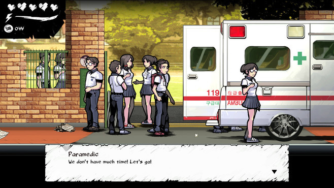 The Coma: Recut Screenshot 2