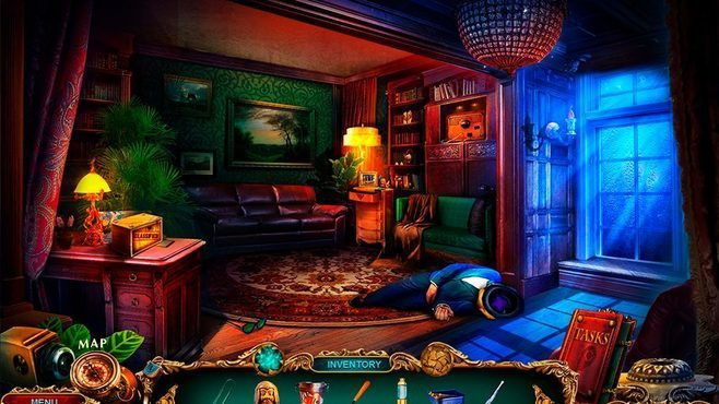 The Curio Society: The Thief of Life Collector's Edition Screenshot 1