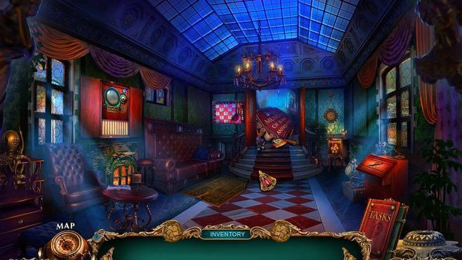 The Curio Society: The Thief of Life Collector's Edition Screenshot 8