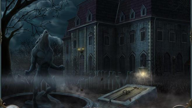 The Curse of the Werewolves Collector's Edition Screenshot 3