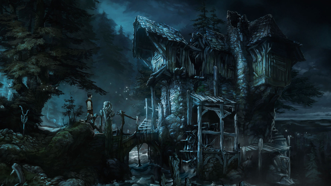 The Dark Eye: Chains of Satinav Screenshot 2