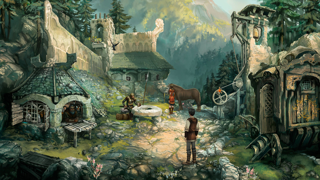 The Dark Eye: Chains of Satinav Screenshot 3