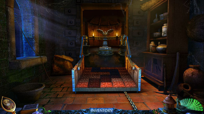 The Dark Hills of Cherai: The Regal Scepter Screenshot 2