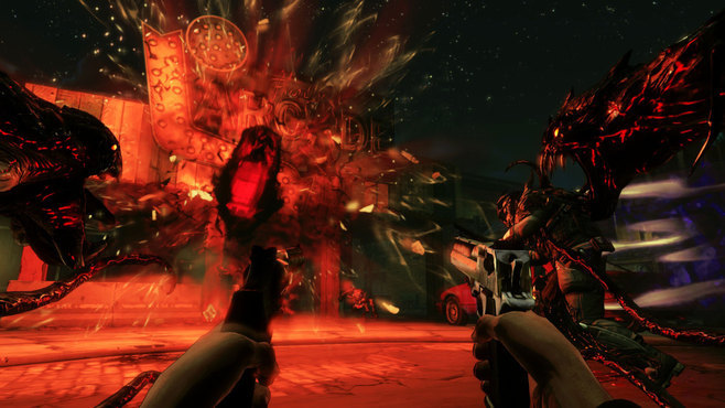 The Darkness II Screenshot 6