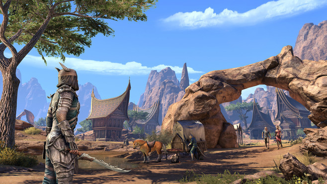 The Elder Scrolls Online: Elsweyr Screenshot 4