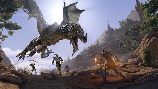 The Elder Scrolls Online: Elsweyr Upgrade Screenshot 3