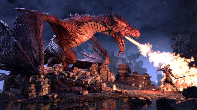 The Elder Scrolls Online: Elsweyr Upgrade Screenshot 5