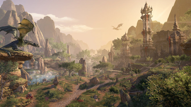The Elder Scrolls Online: Elsweyr Upgrade Screenshot 8