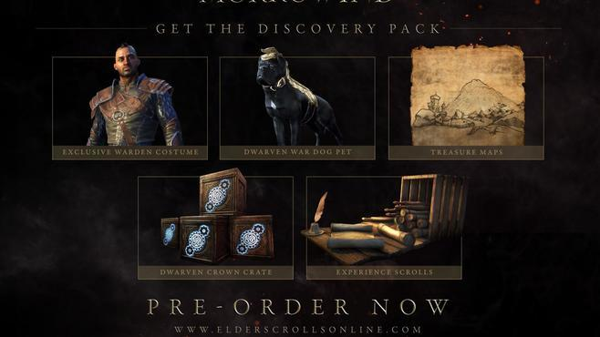 The Elder Scrolls Online - Morrowind - Digital Collector's Edition Upgrade Screenshot 1