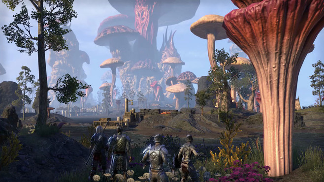 The Elder Scrolls Online - Morrowind Upgrade Screenshot 6