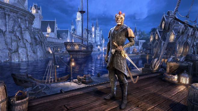 The Elder Scrolls Online: Summerset Digital Collector's Edition Screenshot 2