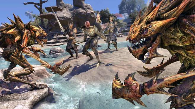The Elder Scrolls Online: Summerset Digital Collector's Edition Screenshot 7