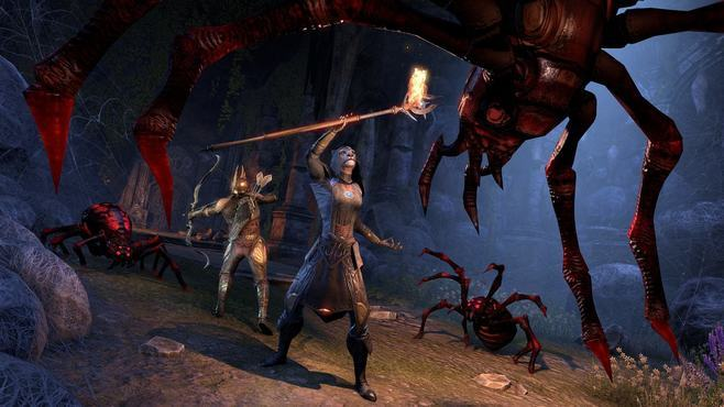 The Elder Scrolls Online: Summerset Digital Collector's Edition Upgrade Screenshot 1