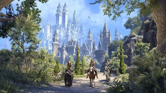 The Elder Scrolls Online: Summerset Digital Collector's Edition Upgrade Screenshot 4