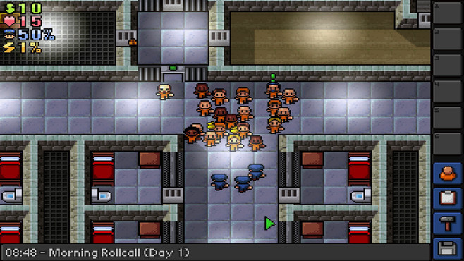 The Escapists - Alcatraz Screenshot 1