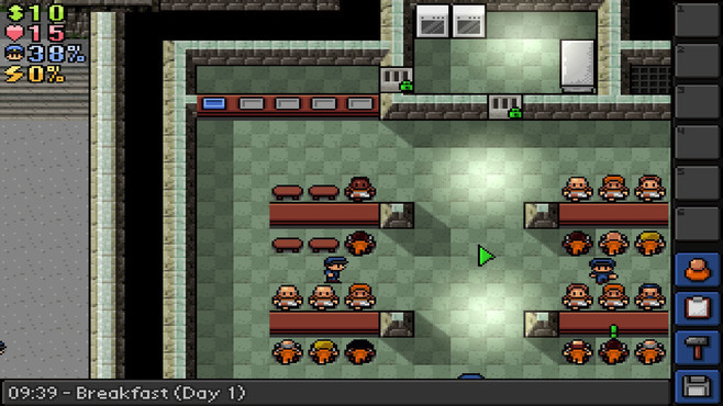 The Escapists - Alcatraz Screenshot 2