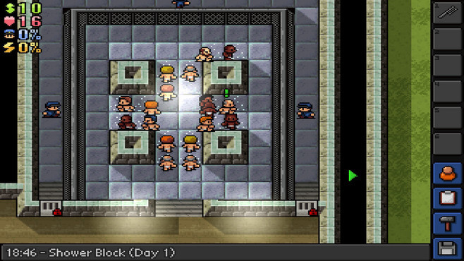 The Escapists - Alcatraz Screenshot 3