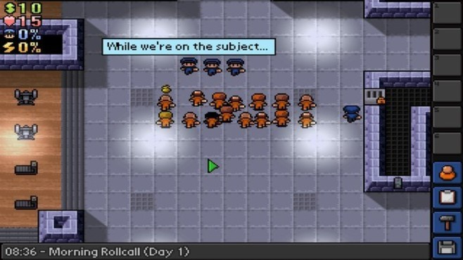 The Escapists - Fhurst Peak Correctional Facility Screenshot 1