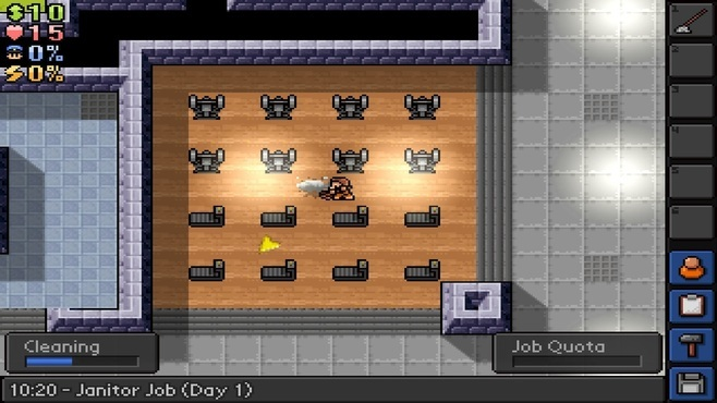 The Escapists - Fhurst Peak Correctional Facility Screenshot 4