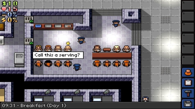 The Escapists - Fhurst Peak Correctional Facility Screenshot 7