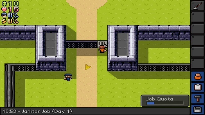 The Escapists - Fhurst Peak Correctional Facility Screenshot 8