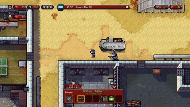 The Escapists: The Walking Dead - Deluxe Edition Screenshot 3