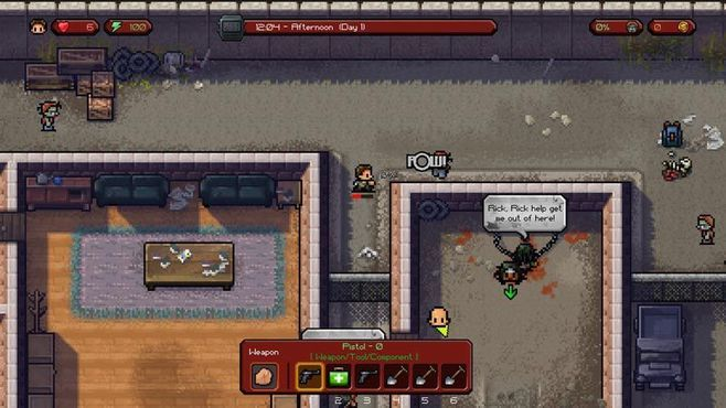 The Escapists: The Walking Dead - Deluxe Edition Screenshot 9