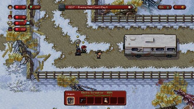 The Escapists: The Walking Dead - Deluxe Edition Screenshot 10