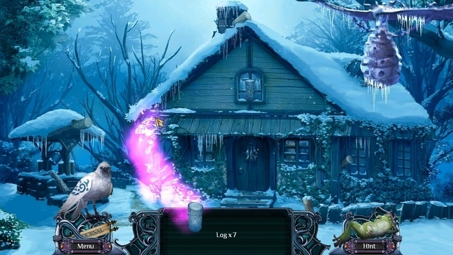 The Far Kingdoms: Winter Solitaire Screenshot 3