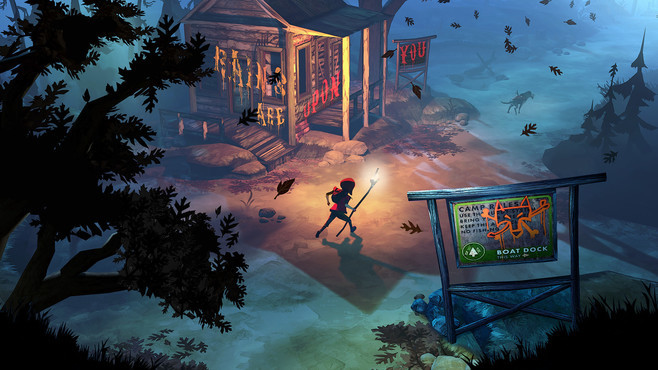 The Flame in the Flood Screenshot 3