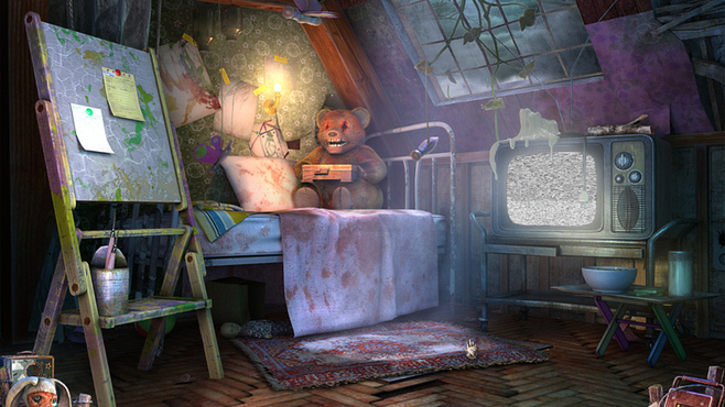 The Fog: Trap for Moths Screenshot 3