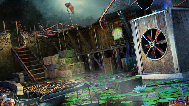 The Fog: Trap for Moths Screenshot 4