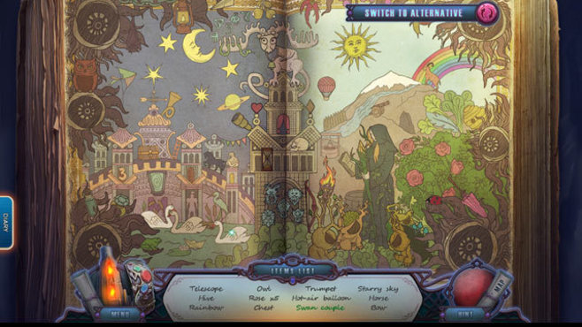 The Forgotten Fairy Tales: The Spectra World Collector's Edition Screenshot 5
