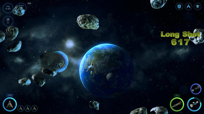 The Galactic Asteroids Patrol Screenshot 1