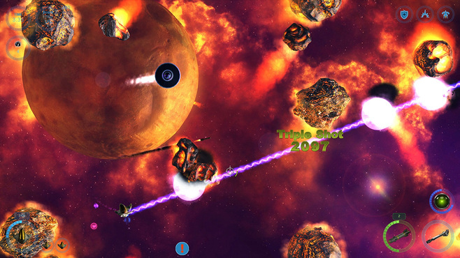 The Galactic Asteroids Patrol Screenshot 3