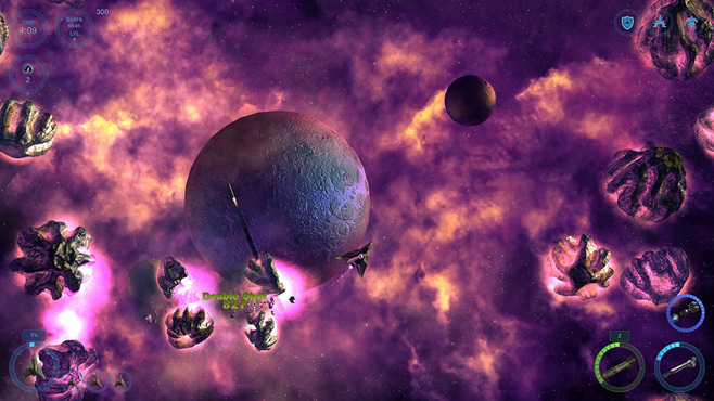 The Galactic Asteroids Patrol Screenshot 4