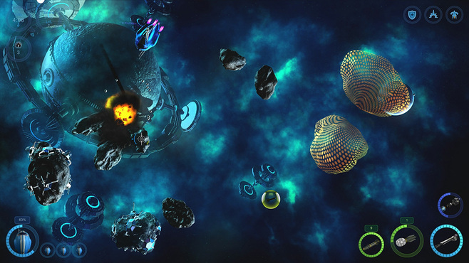 The Galactic Asteroids Patrol Screenshot 5