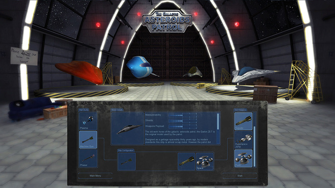 The Galactic Asteroids Patrol Screenshot 6