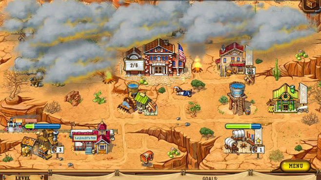 The Golden Years: Way Out West Screenshot 2