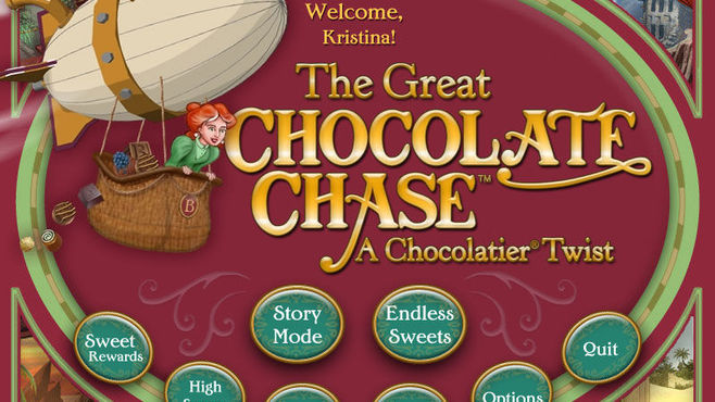 The Great Chocolate Chase Screenshot 2