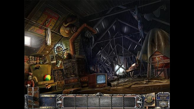 The Great Unknown: Houdini's Castle Collector's Edition Screenshot 2