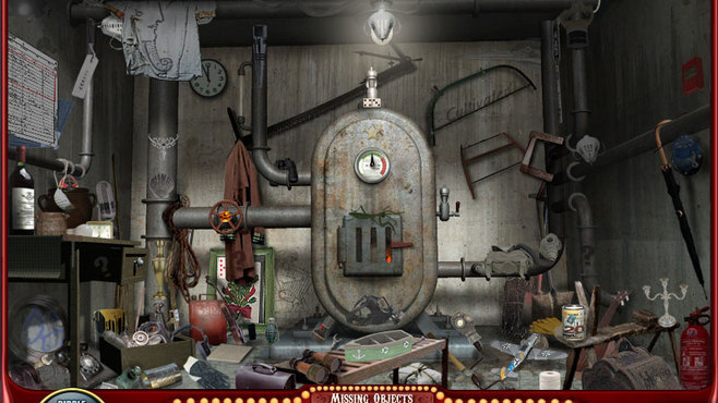 The Hidden Object Show Screenshot 1